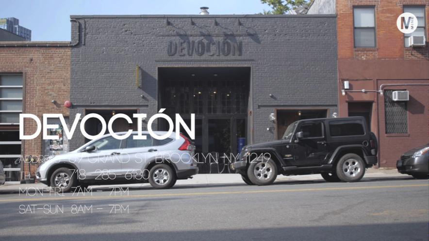 """開放的な空間でこだわりのコーヒーが飲めるカフェ""""Devocion"""""""
