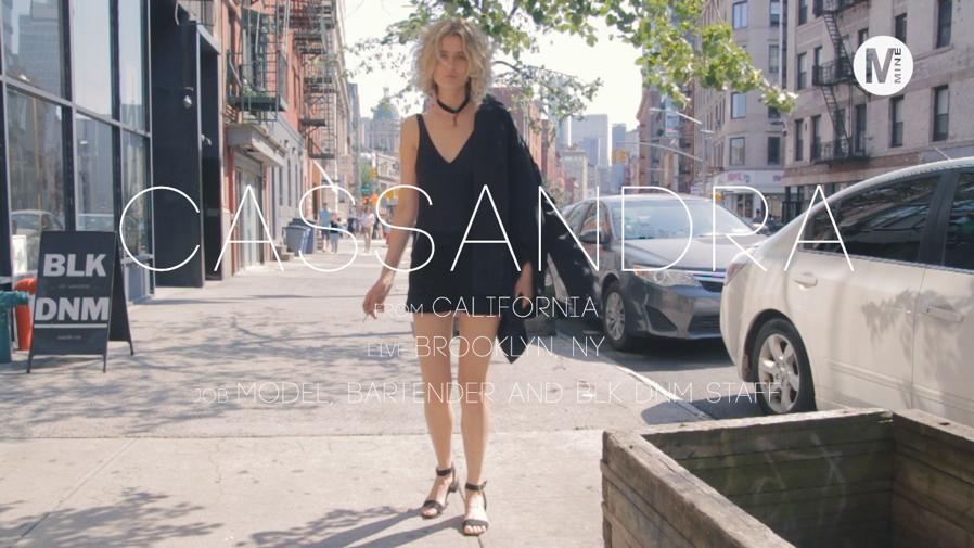 水着をトップスに!ニューヨークで流行りの夏コーディネート!@SoHo, NY
