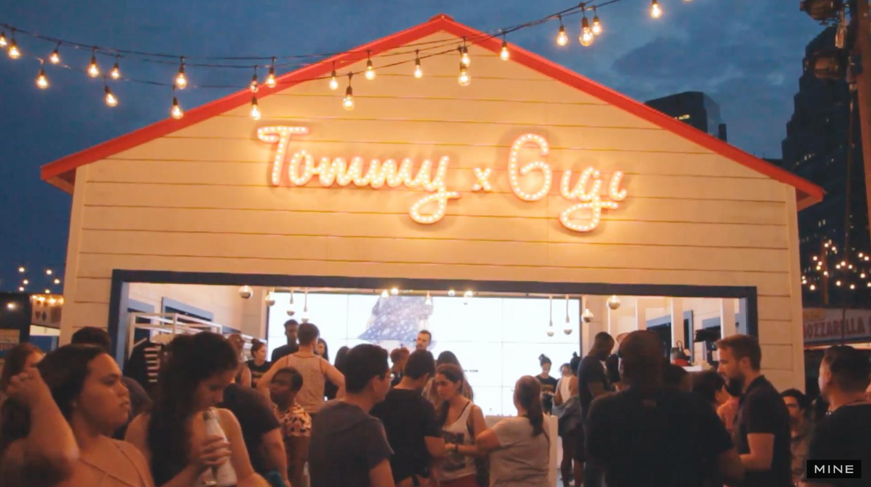 【New York Fashion Week】まるでテーマパーク!?Tommy Hilfigerのファッションショー