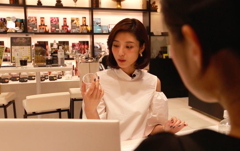 「酵素って?ファスティングって?」モデルizuが『エステプロ・ラボ青山』にて美容カウンセリング体験