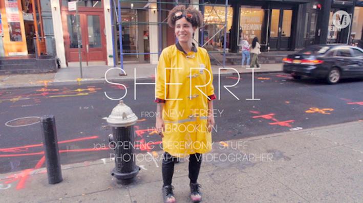遊びゴコロとセンスを組み合わせたおしゃれガールコーデ!In New York