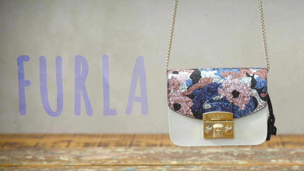 ♯1秋冬注目したい最新バッグをPick up!/FURLAのミニバッグ