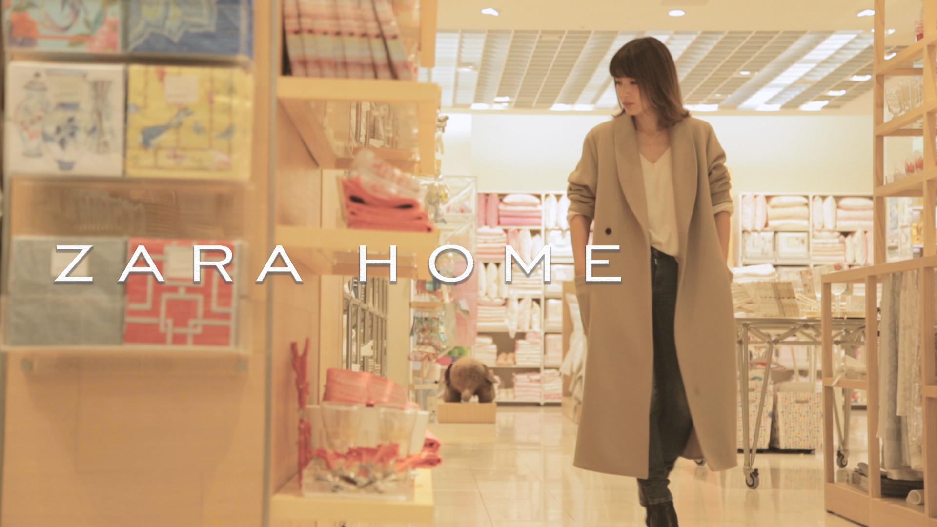 "JUNNAが提案する""ZARA HOME""コレクションvol.1〜for Dinner〜"