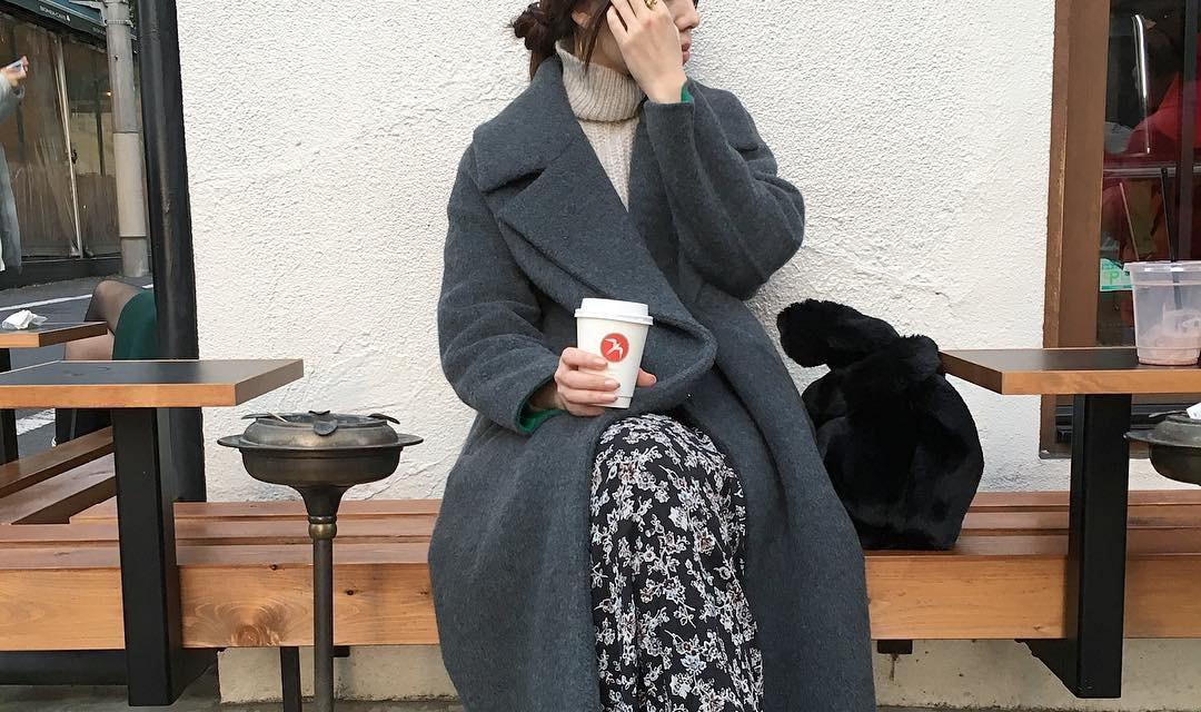 今年の買い足しコートはグレーで決まり!万能カラーを活かしたオシャレコーデ10選
