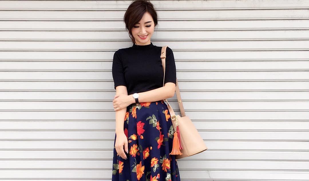 """きっと見つかるお気に入り""""スカート""""コーデ。新鮮ファッションでオシャレさん認定!"""