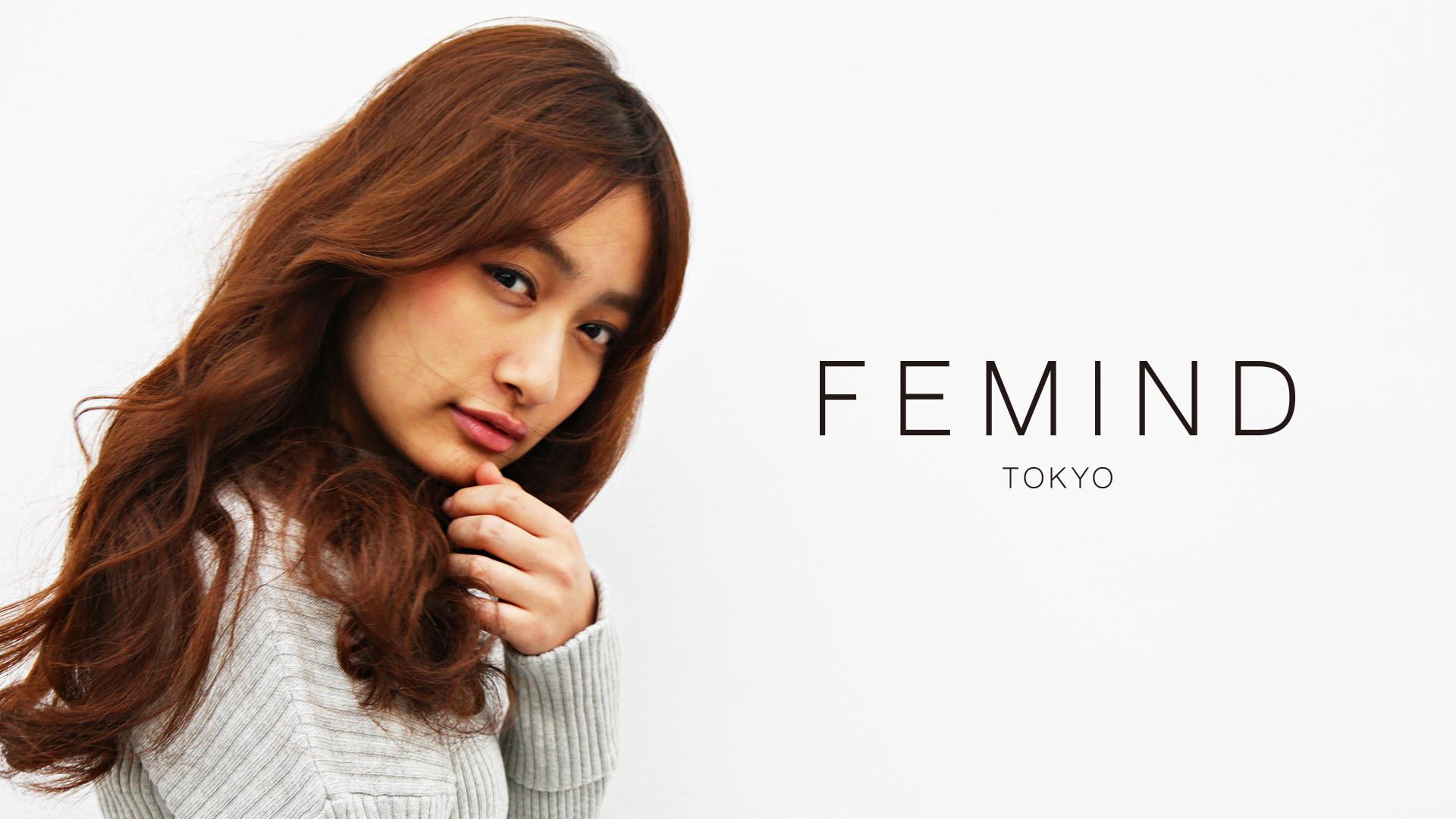 「FEMIND TOKYO」が導くミニマルスタイル〜pick up brand #2〜