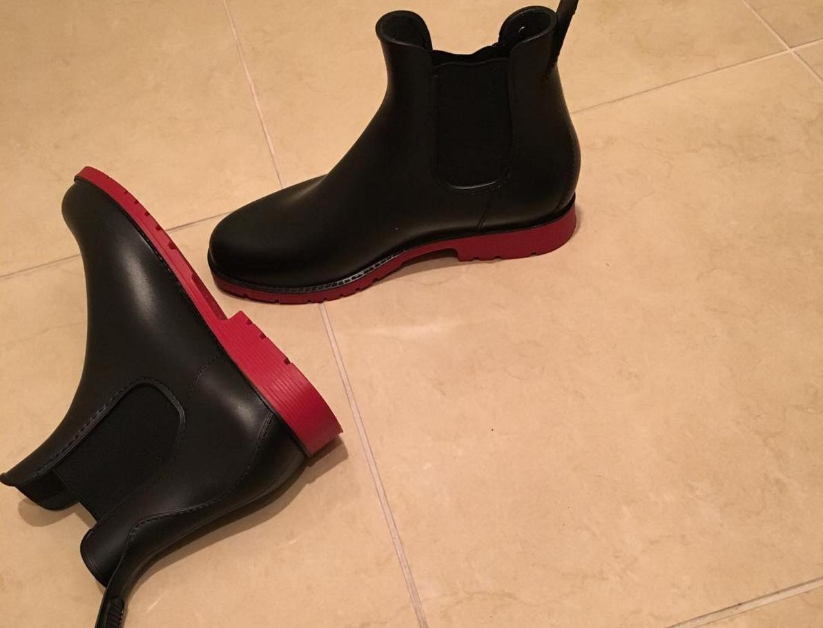 雨の日だっておしゃれできる!長靴を使ったファッションコーデはこれで決まり!