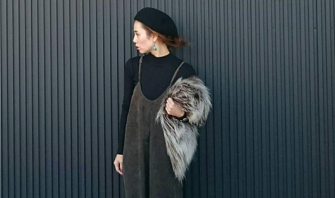 季節や気分で女性らしく着こなそう!サロペットでおしゃれにイメチェンコーデ10選