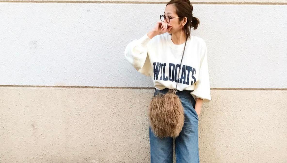 感性豊かなアイテムファーバッグで冬ファッションをセンスアップ!