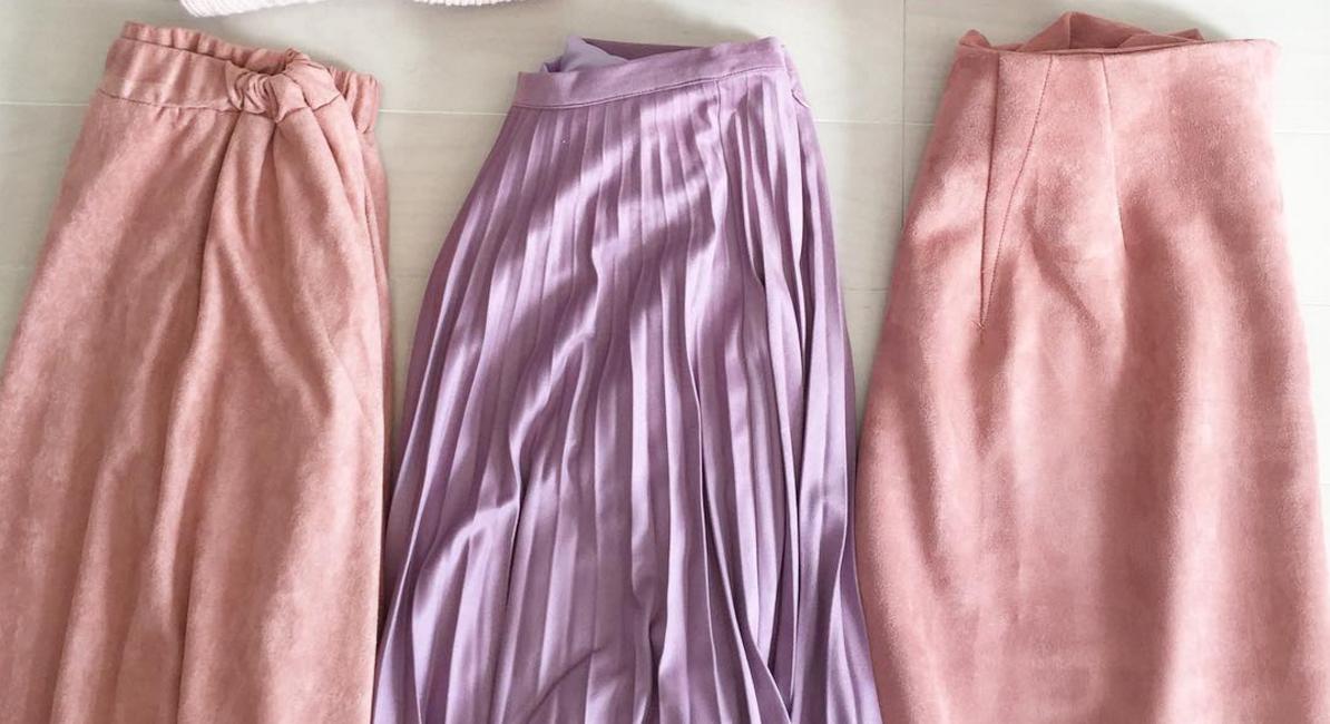 上品でフェミニンな着こなしならコレ!ふんわり素材で楽しむシフォンスカートの着こなし術