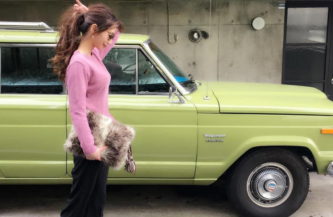 ピンクを着こなして大人可愛く!甘さを抑えた大人女子の甘辛ピンクコーデ