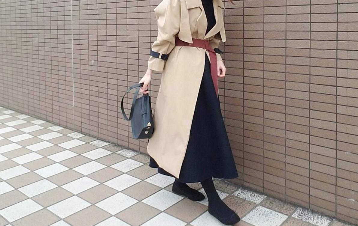 タイツがあればスカートも怖くない!冬に着て可愛いスカート×タイツコーデ
