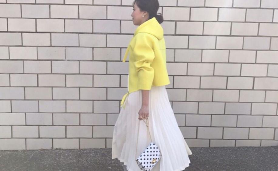清楚に決めるならやっぱり白スカートコーデ!スカートが映えるおすすめコーデ紹介