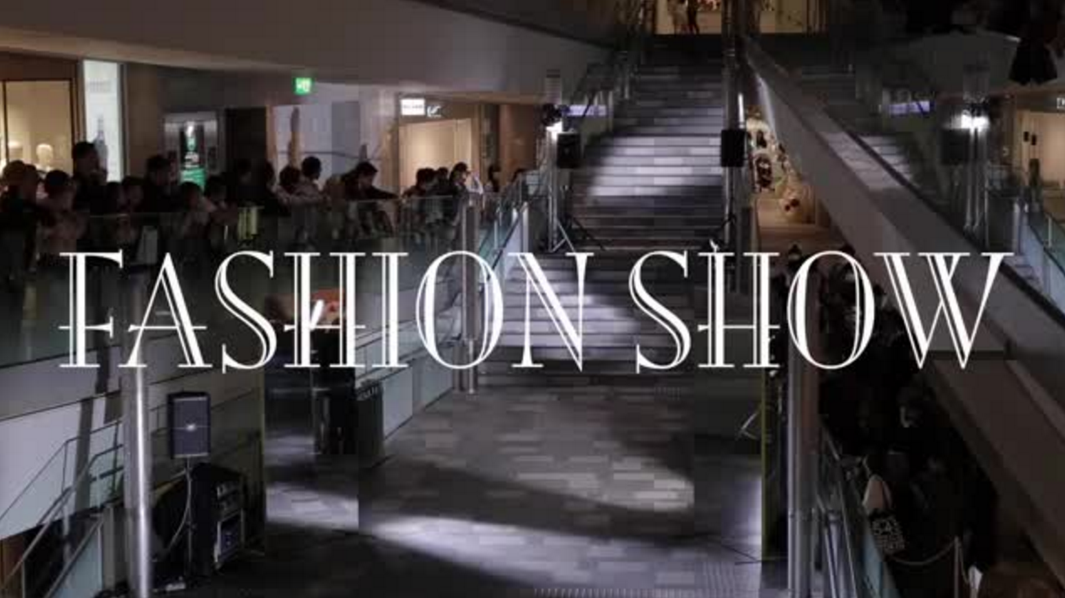 表参道ヒルズが開業10周年&リニューアル!「メゾン ミハラヤスヒロ」の豪華ファッションショーも開催