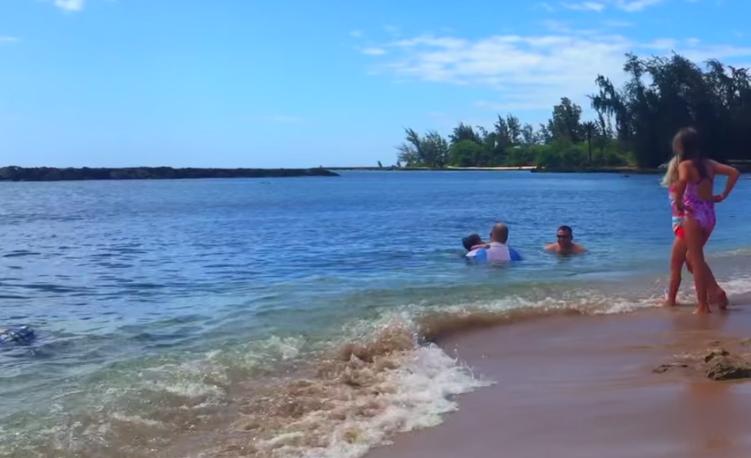 ハワイに来たらノースショアまでドライブ!