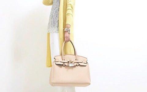春色のバッグでコーデに季節感をプラス。春にオススメのカラーとは?