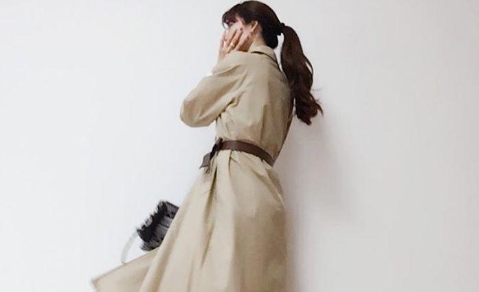 シャツワンピファッションがマジでおしゃれ!春コーデはトレンドアイテムでキメろ!