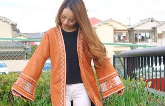 春のポカポカ陽気には橙色がぴったり!橙色のアイテムで作る春の暖かコーデ集
