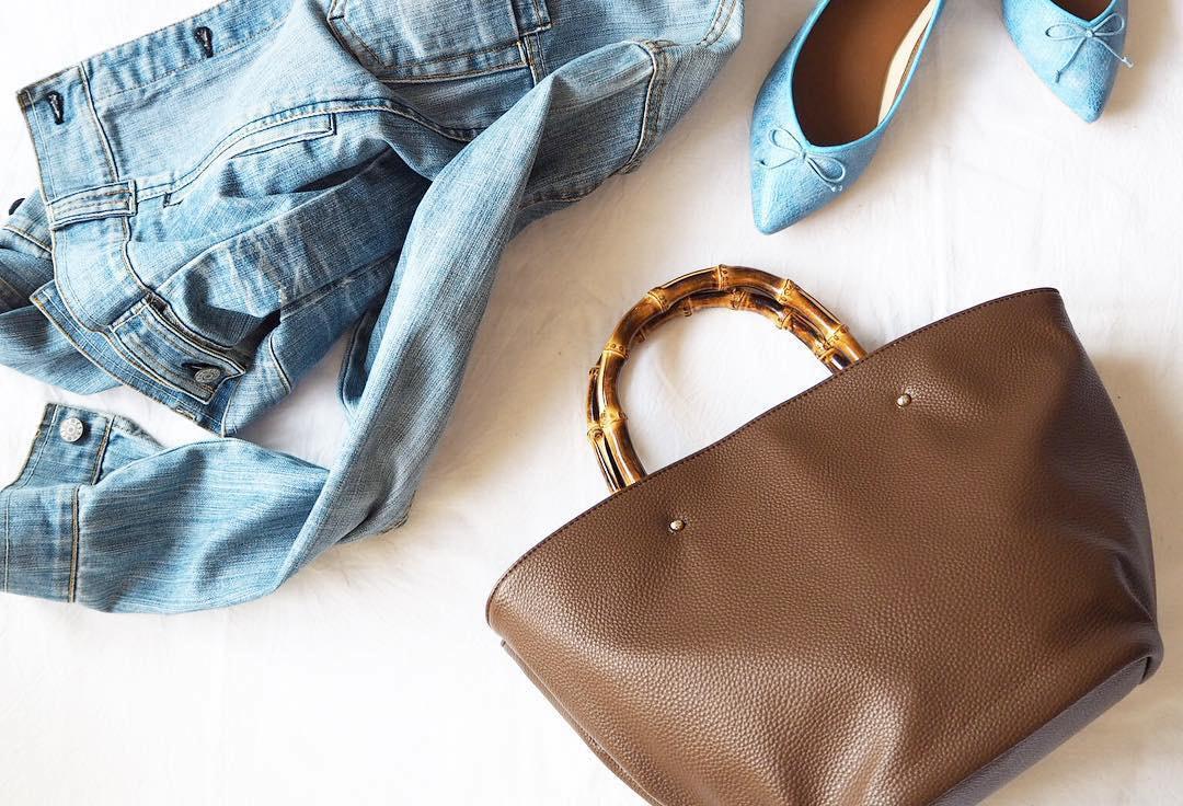 今年は2WAYが基本!春にしっかり使い回す大人女子のレザーバッグ活用術