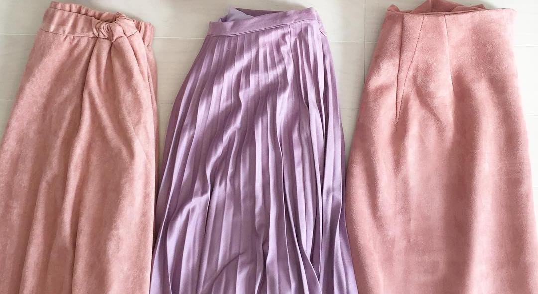 春になったらやっぱり着たい!ピンクはキレイめスタイルのマストカラー