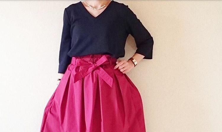気分を上げてくれるフレアスカート!女子力アップのマストアイテム