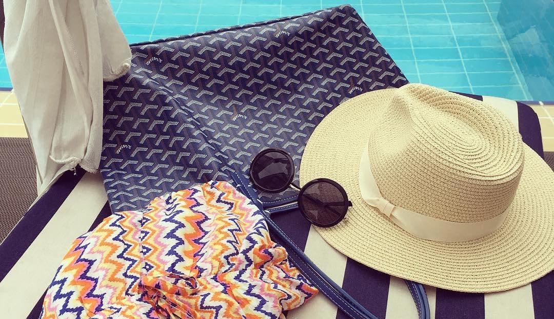 """""""麦わら帽子""""が似合うシーズン到来!カジュアルにキュートに。爽やかな春夏ファッション"""