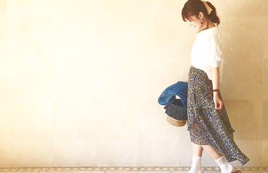 ワイドパンツやロングスカートは下着も大切!ペチコートを履くべきボトムスをチェック