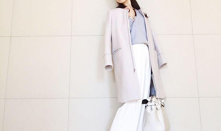 春コーデはお気に入りの白パンツで。タイプ別にコーデのコツを探ります!