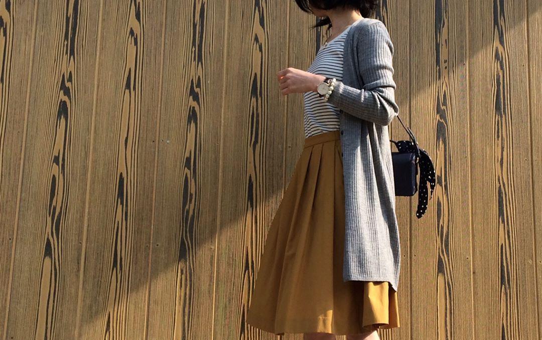 甘すぎるなんて言わせない!30代からのガーリーファッションは色っぽアイテムを賢く使って