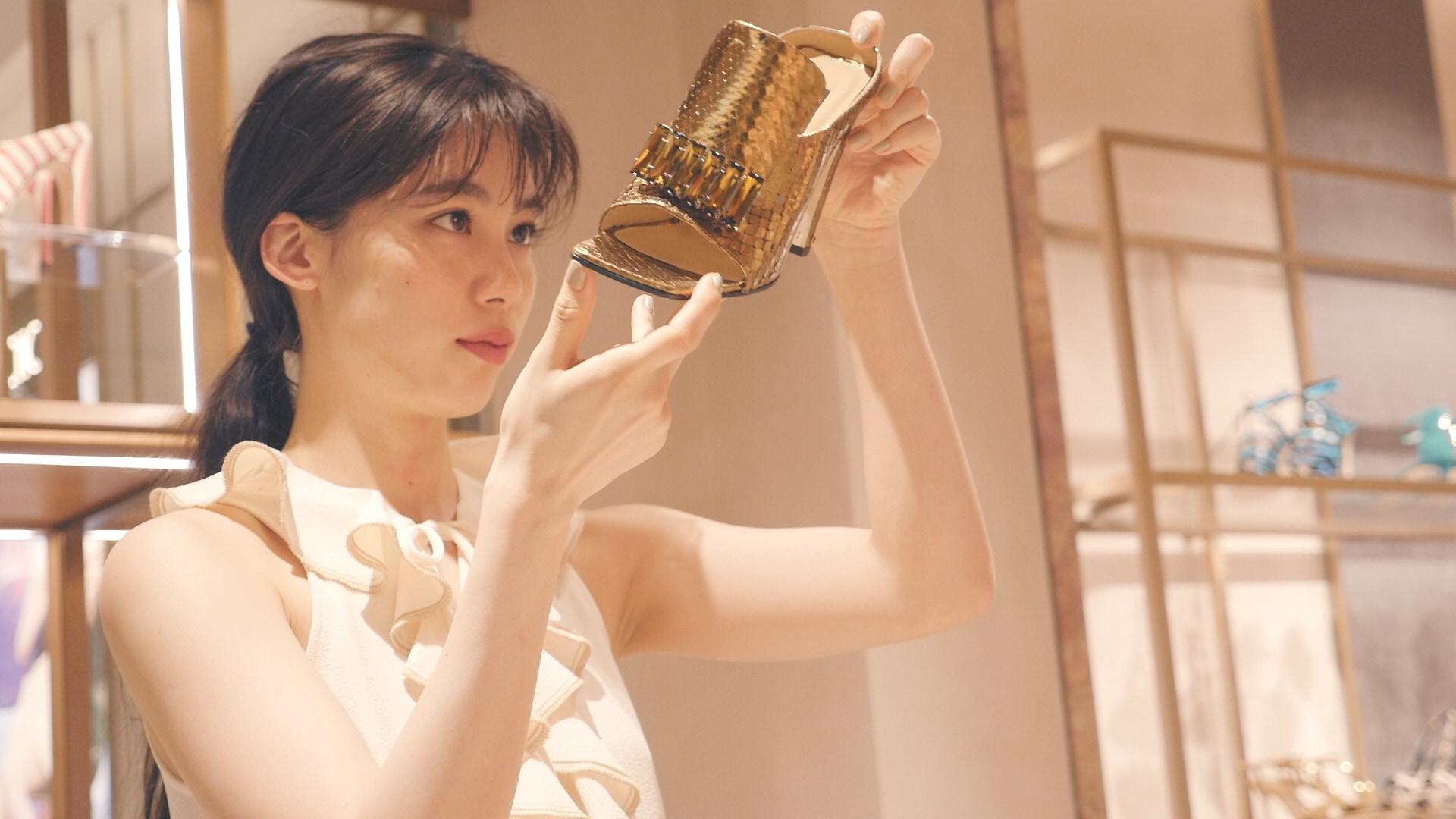 宮本彩菜さんが潜入!銀座シックスで見つけた「即買い」アイテムは?