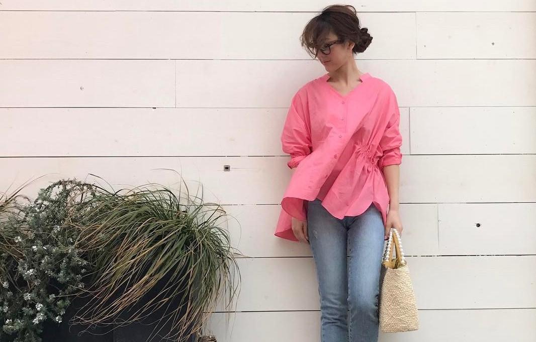 あなたはどのピンクが好き?大人女子が真似したくなるピンクを使った春コーデ集