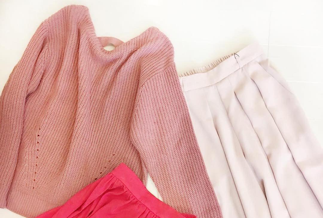春夏にピッタリの爽やかファッションはライトカラーで作れる!明るく柔らかなライトカラーコーデ集