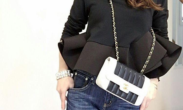 ショルダーバッグはこう使う!思わず真似したくなる最新ショルダーバッグコーデとは?
