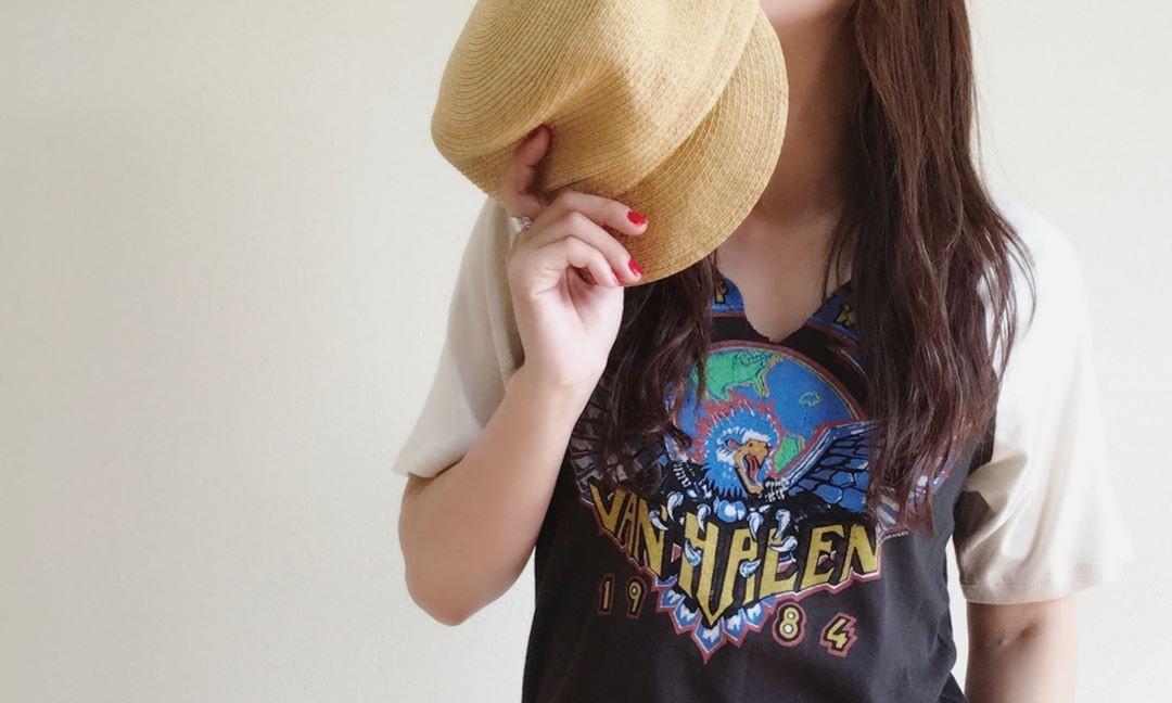 人気のロックTシャツは着こなしで差をつける!技ありコーデ10選