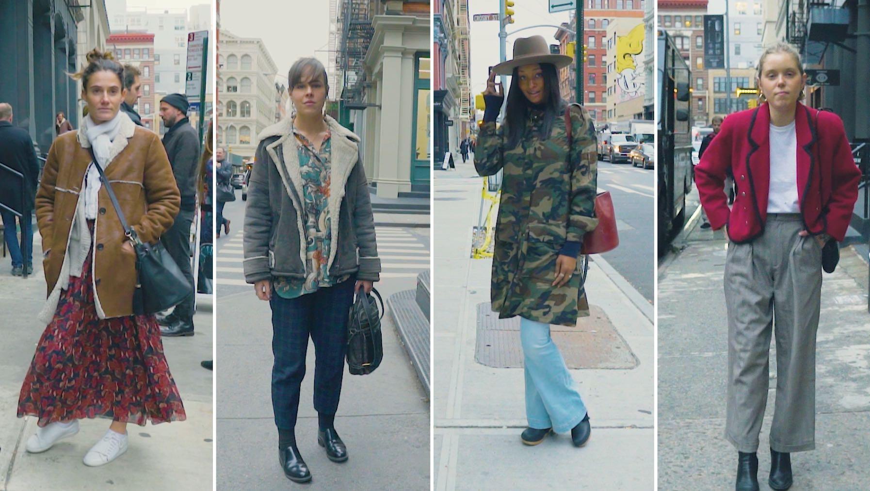 【NY】冬本番、ニューヨーカーは何を着る?