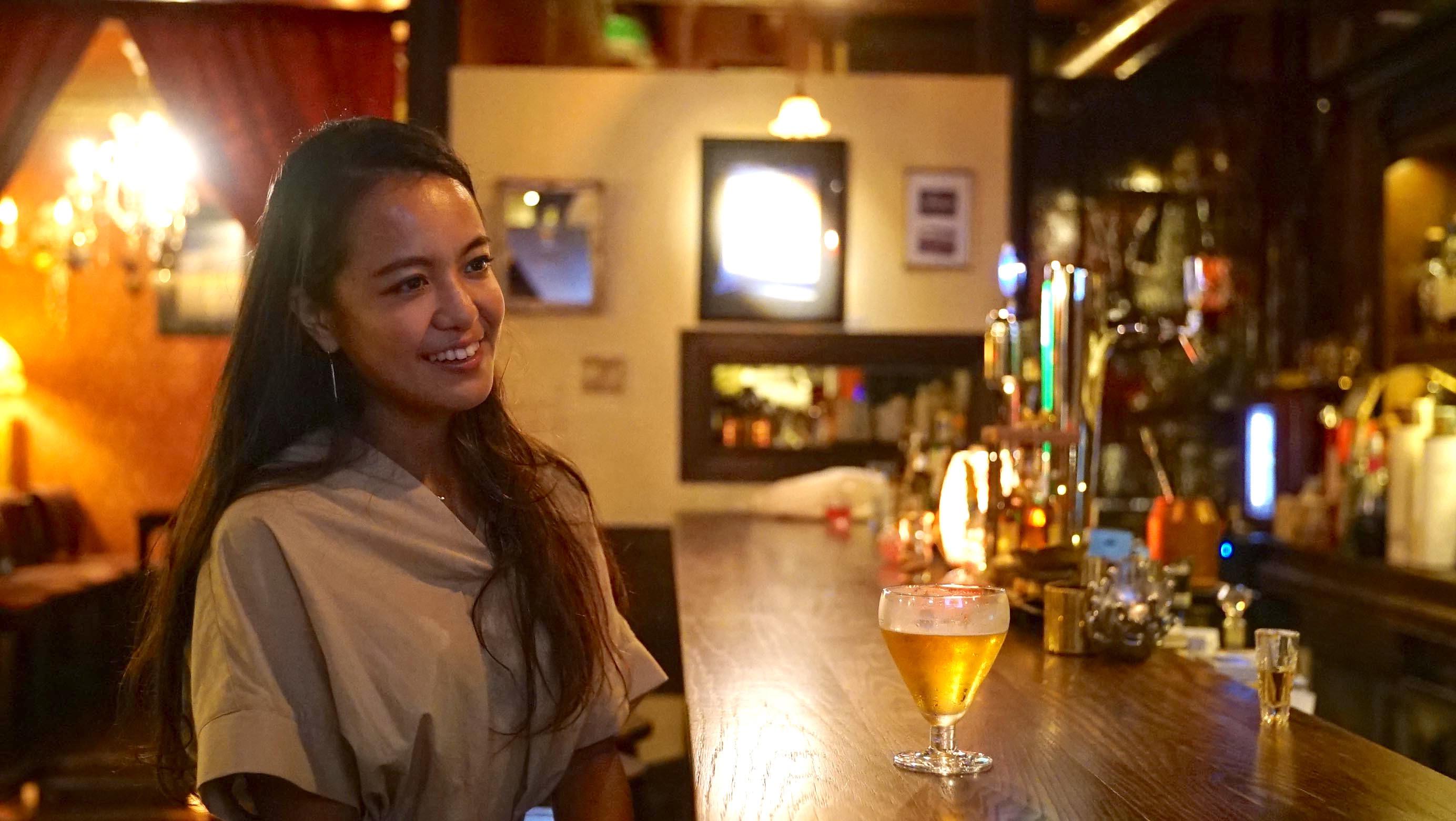 酒と街とマスターと女vol.7/〝酒ヨガ〟の聖地【三宿】OSAKA