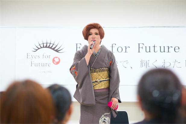 【石巻復興支援】美のカリスマIKKOが語る、起業を目指す女性たちへのメッセージ