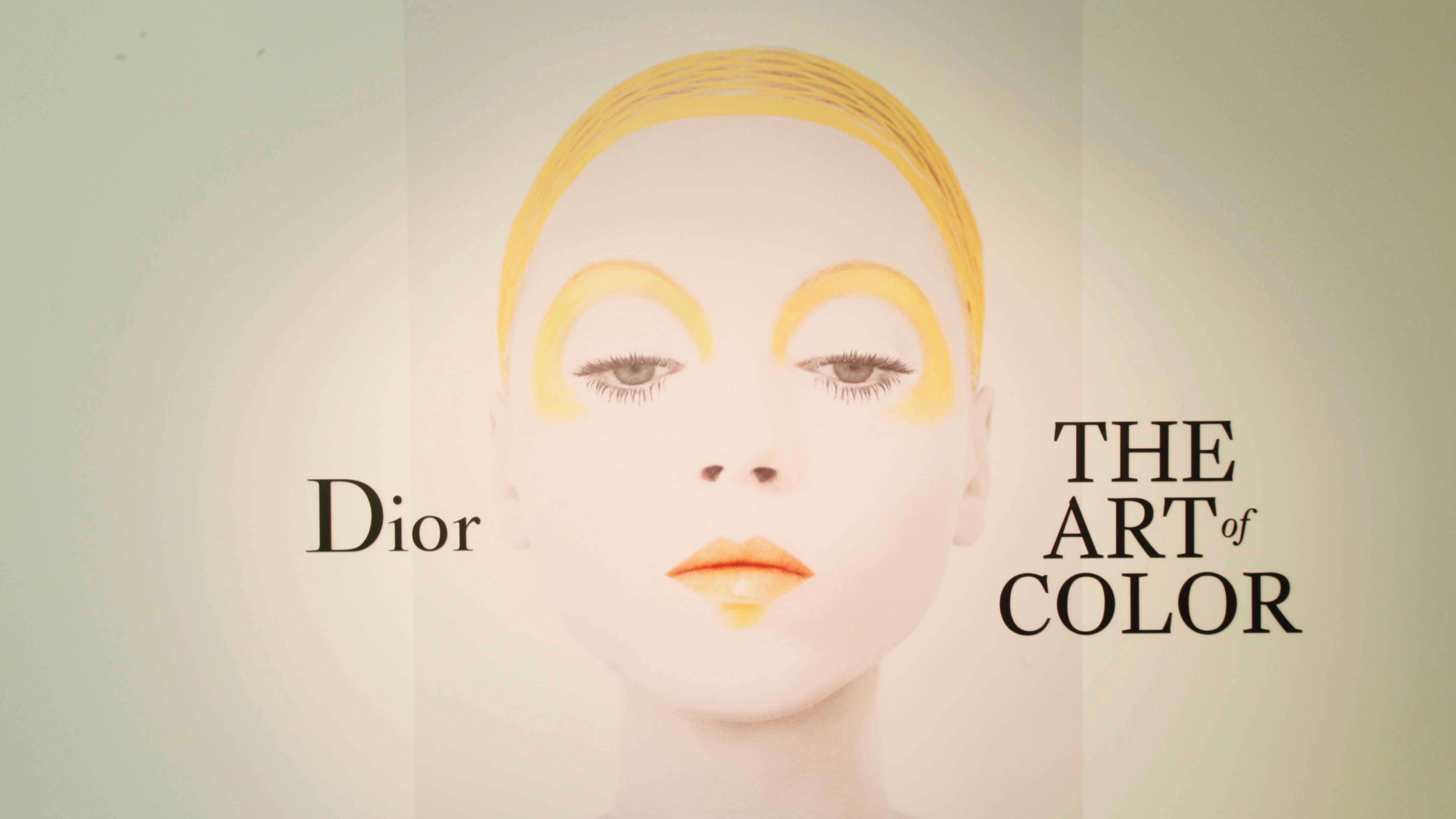 """ディオールの""""色""""への情熱を体感する、アートイベントが表参道に上陸"""
