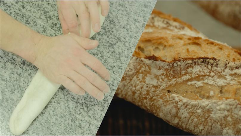 パン生地の成形&焼成【ル・コルドン・ブルーのシェフ講師が教えるテクニカルTipsパン編#2】