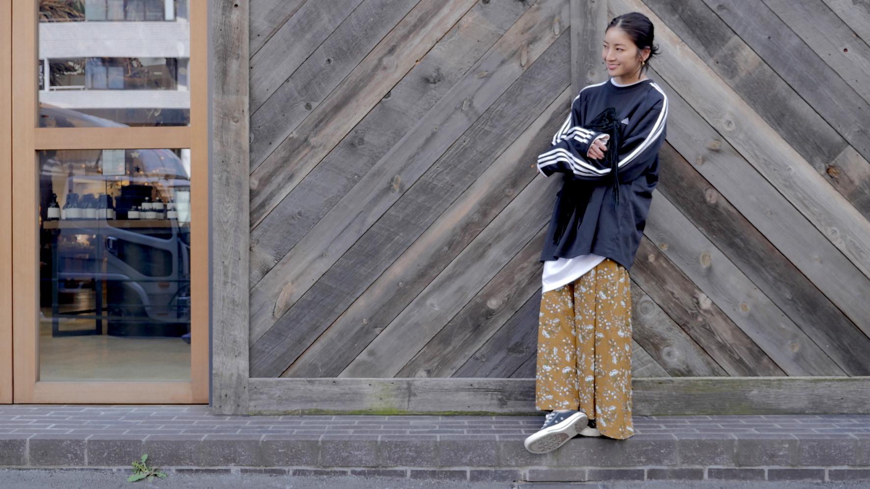 LIFE'Sディレクター、吉田怜香さんのオフDAYに密着【街歩き編】