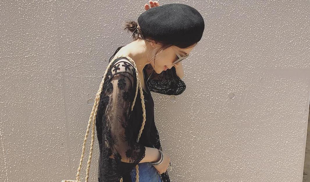 キュートなベレー帽でファッションを楽しもう!オススメのコーデ集