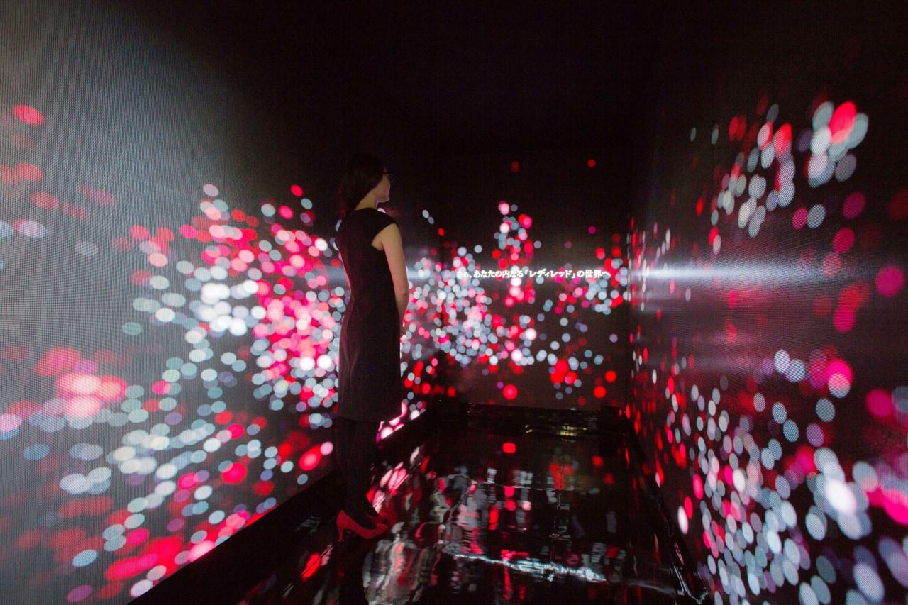 11月29日まで!マキアージュがポップアップストア「LADY RED GARDEN」をオープン!