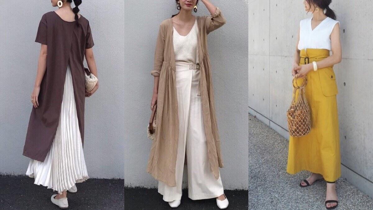 30代のためのレディースファッション【24選】
