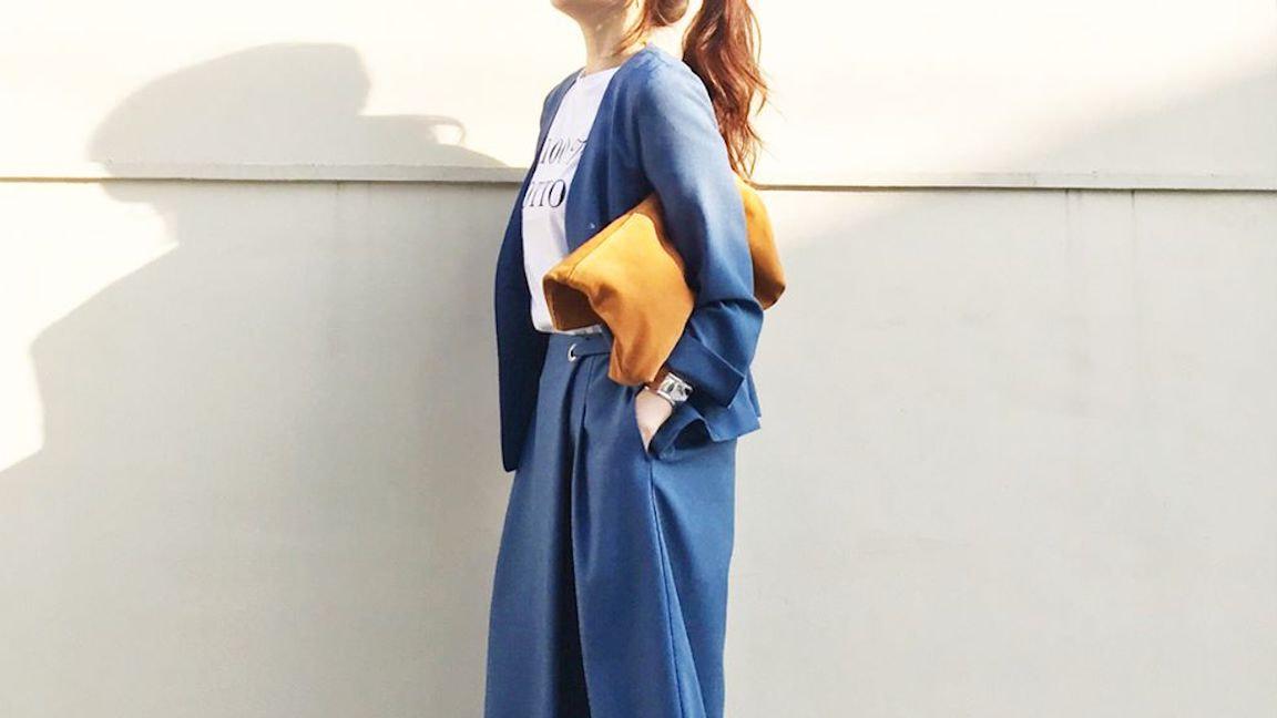 上品さを忘れない大人女子の洗練ファッションを追求!美人度アップの秘密