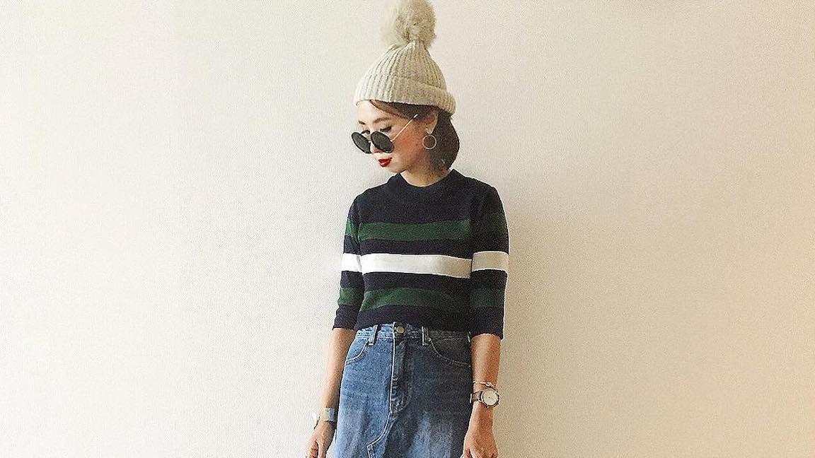 とことん使える便利アイテムニット帽で秋冬コーデを可愛く格上げ!
