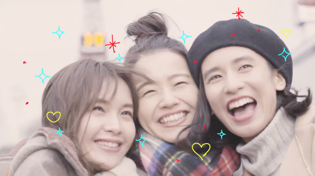 \乾燥する冬も楽しく女子旅!/in 北海道【ダイジェストムービー】