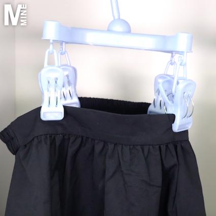 【DIY】女子必見!ロングスカートの賢い洗濯の仕方