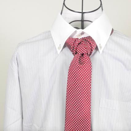 【DIY】女性も男性も必見!彼にしてあげたいパーティー用ネクタイの結び方 Vol.3【ヴィダリアノット】