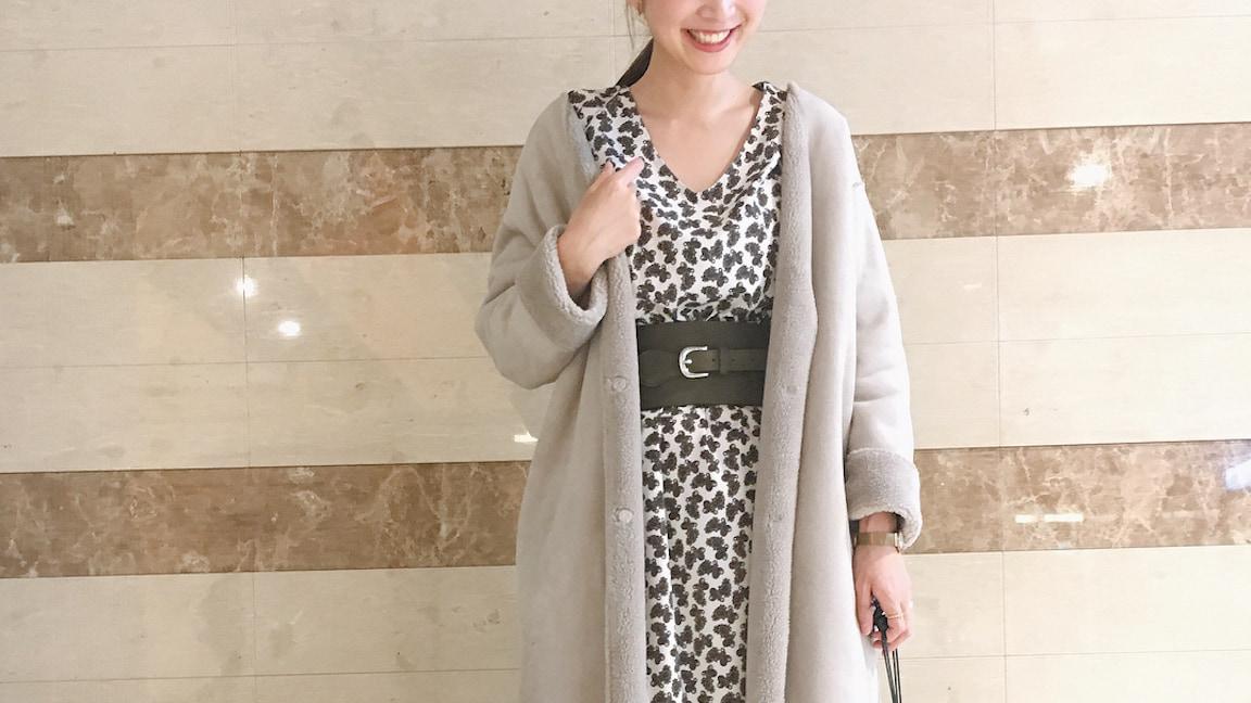 この冬は今どきシルエットな着やせファッションに注目!
