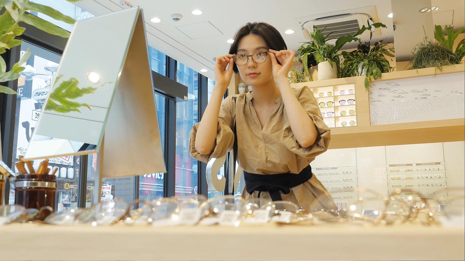 【プレゼントも実施!】JINS渋谷店で「ちゃんと見える」おしゃれメガネを探そう